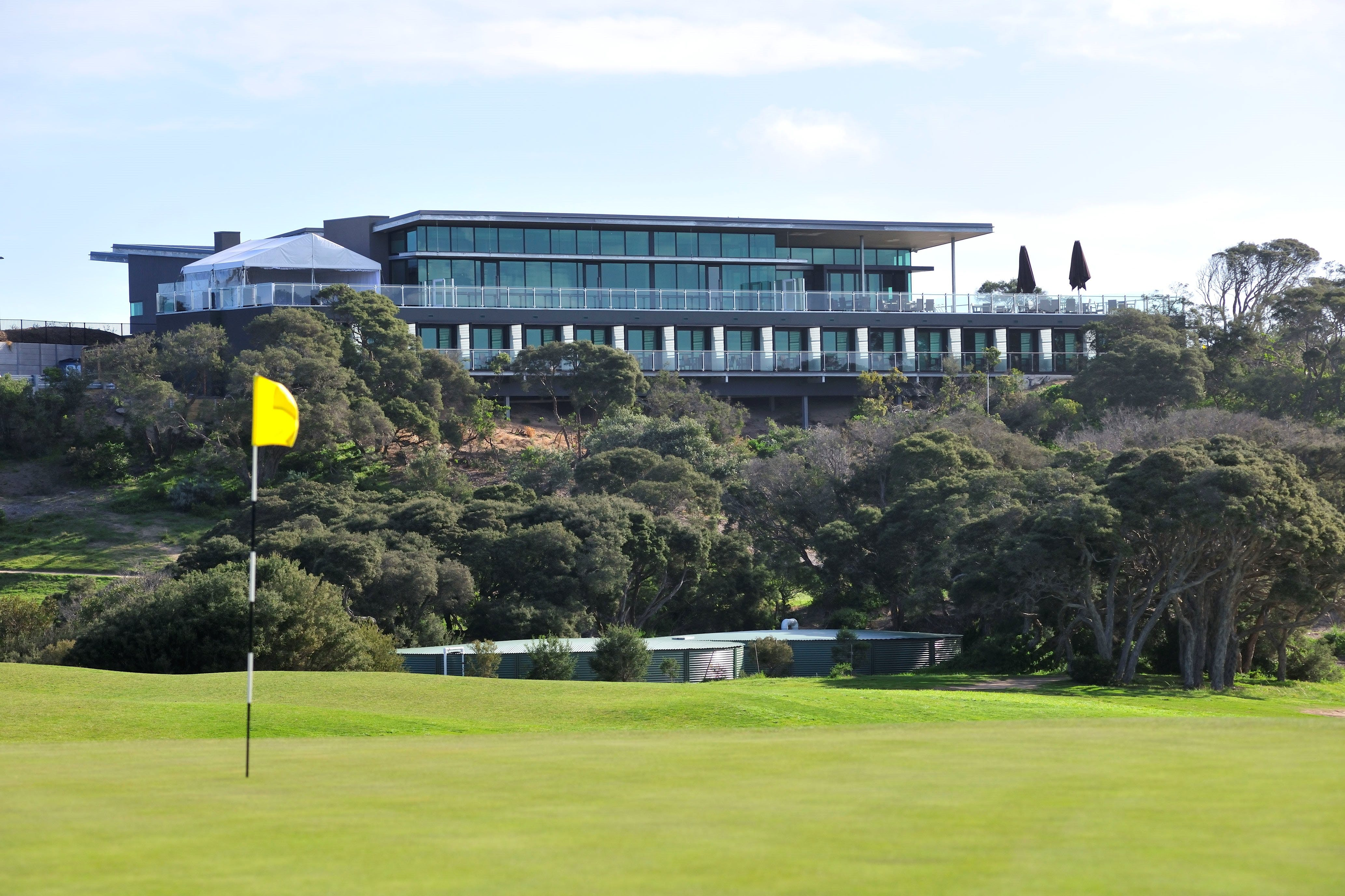 Portsea Golf Club - Accommodation Georgetown