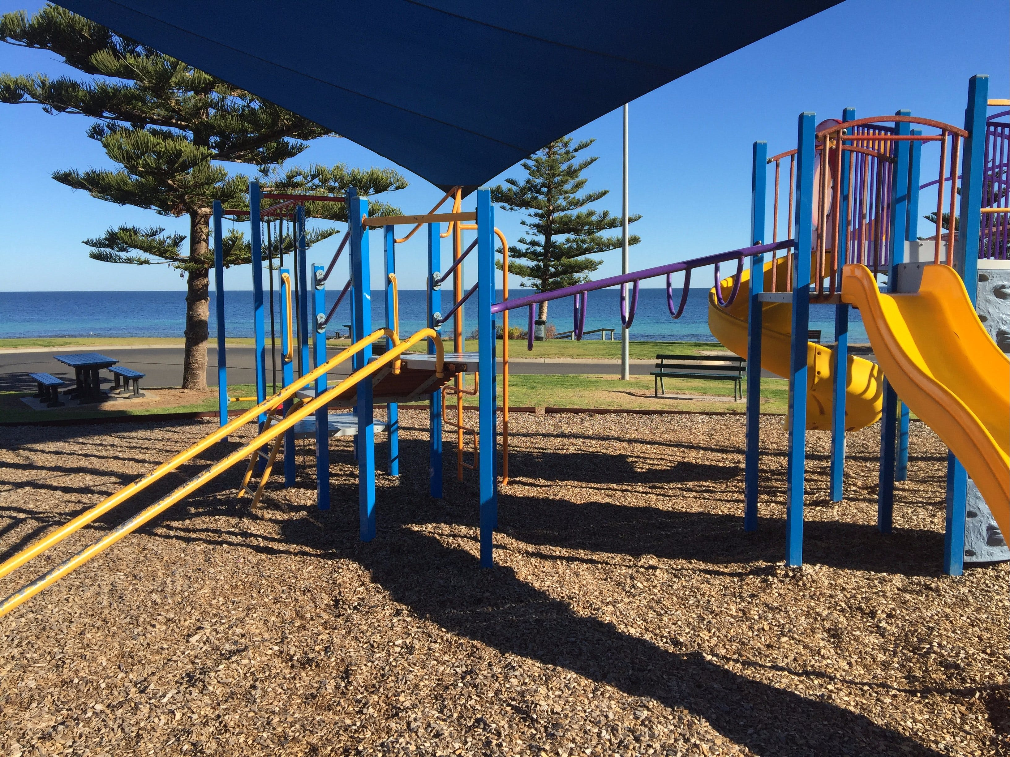 Port Hughes Playground - Accommodation Georgetown