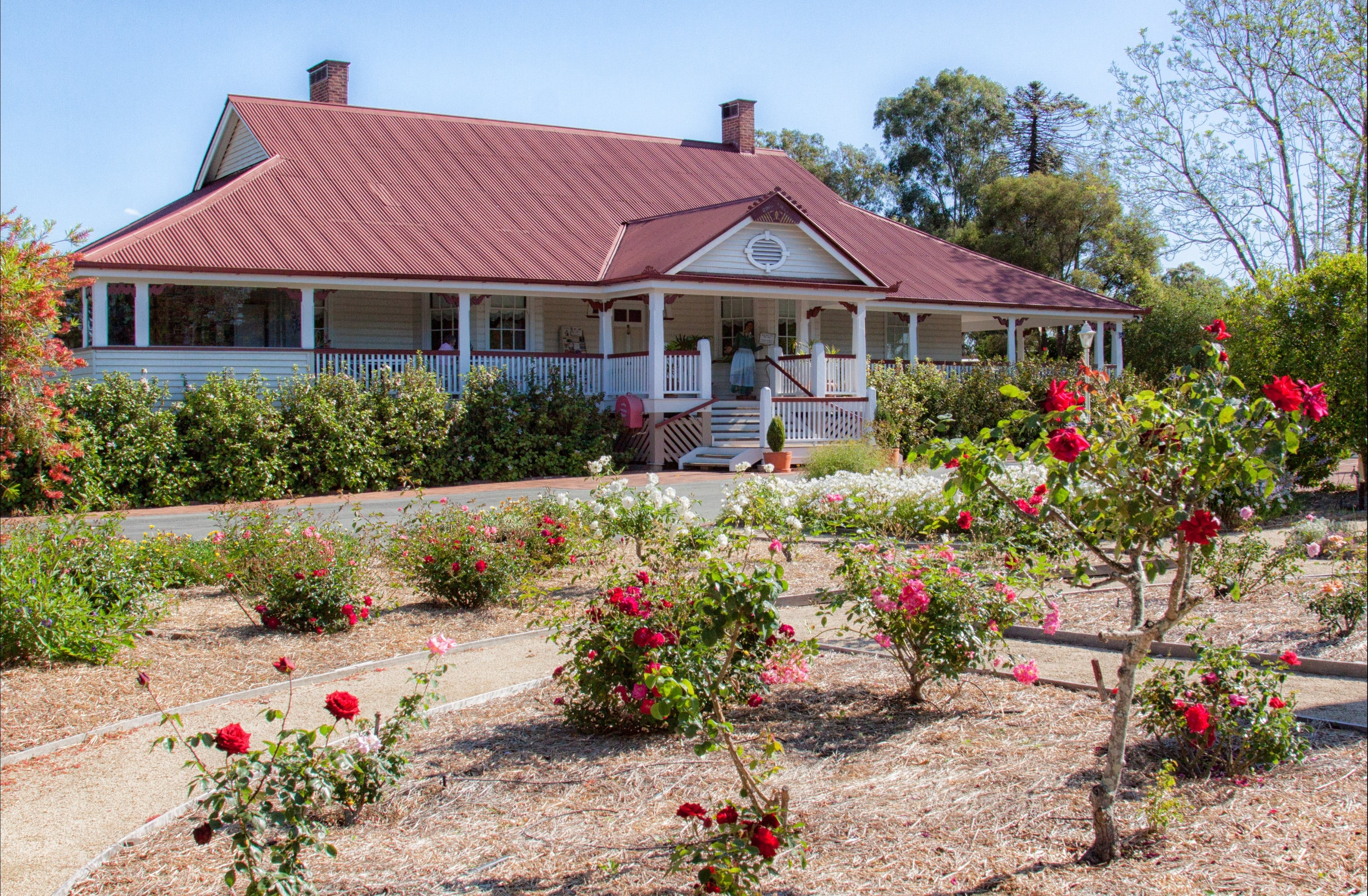 Ringsfield House Nanango - Accommodation Georgetown