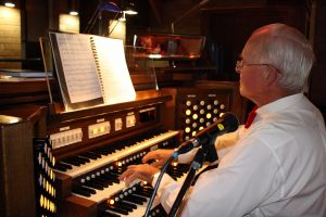 St Bartholomews Largest Digital Pipe Organ in the Southern Hemisphere - Accommodation Georgetown