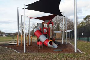 Braidwood Recreation Grounds and Playground - Accommodation Georgetown