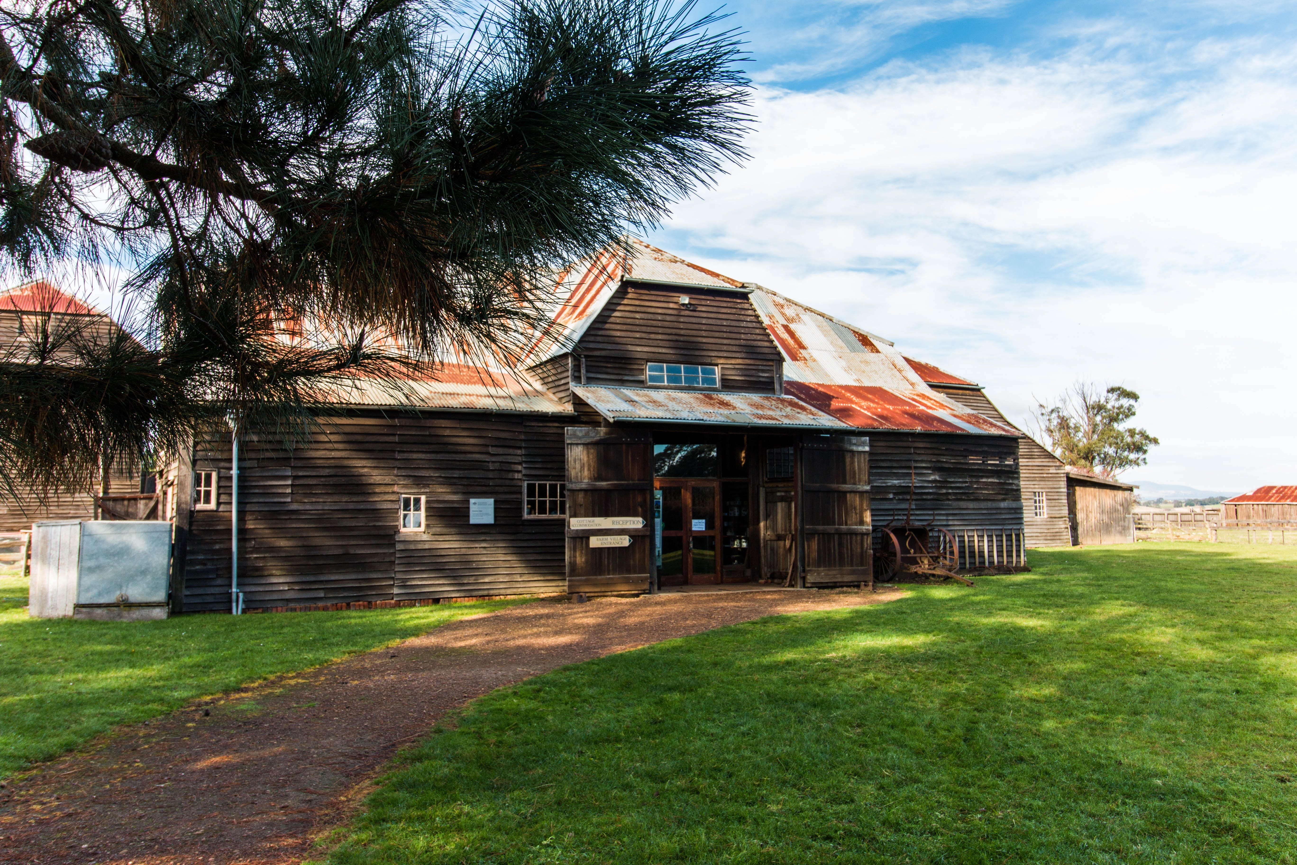 Brickendon Historic Farm and Convict Village - Accommodation Georgetown