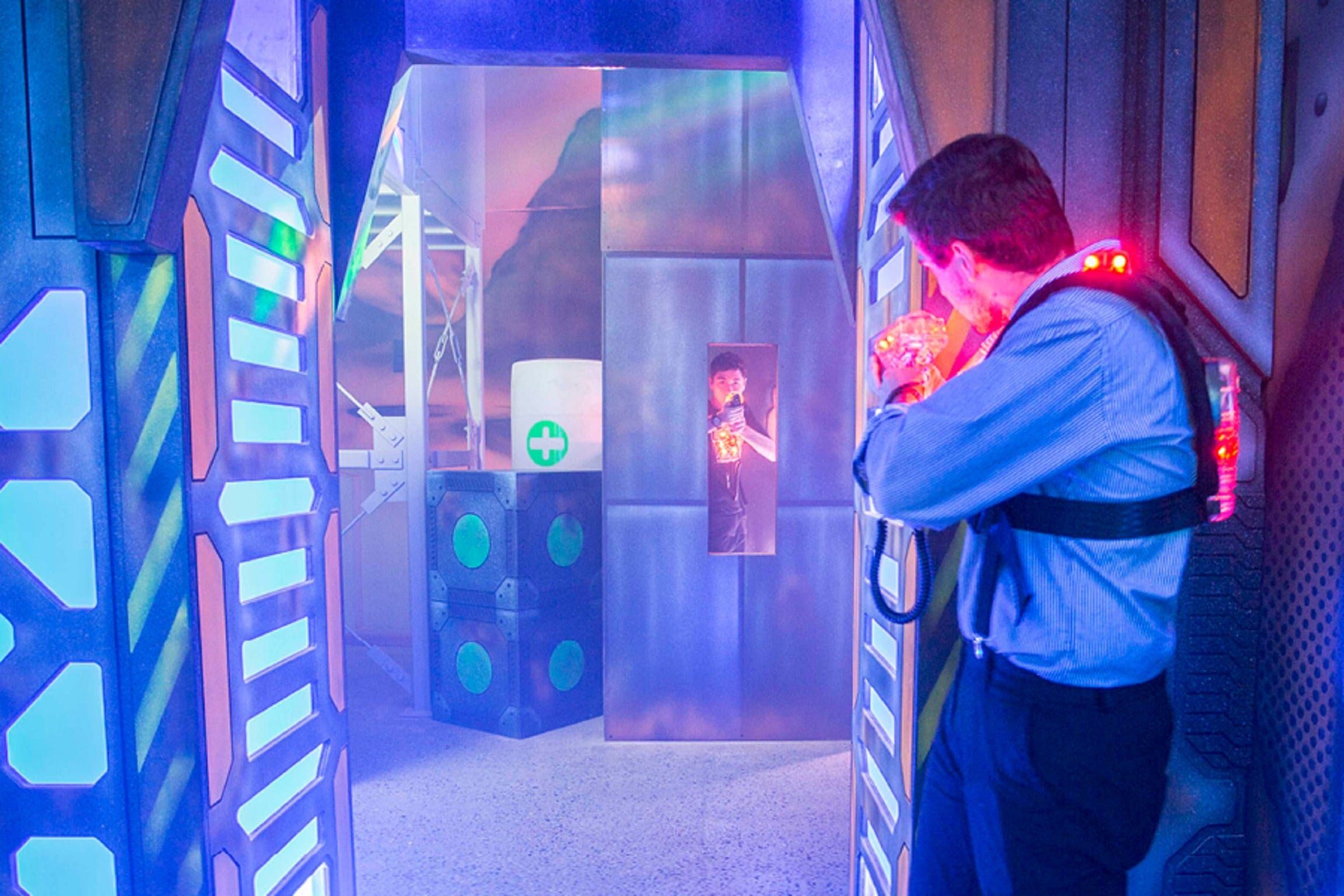 Kingpin Macarthur Square Laser Tag - Accommodation Georgetown