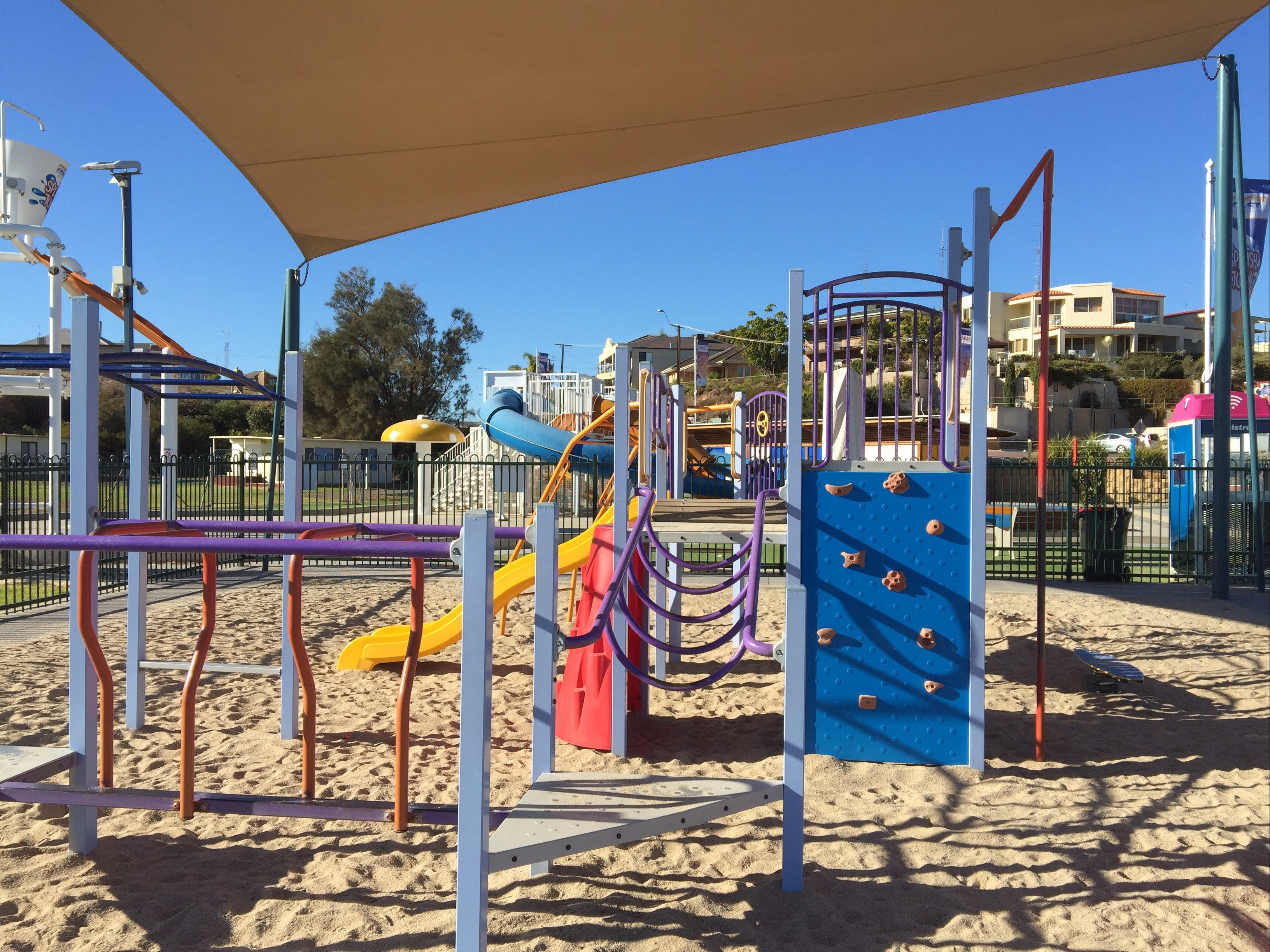 Moonta Bay Playground - Accommodation Georgetown