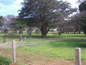 Old Cemetery Kingscote - Accommodation Georgetown