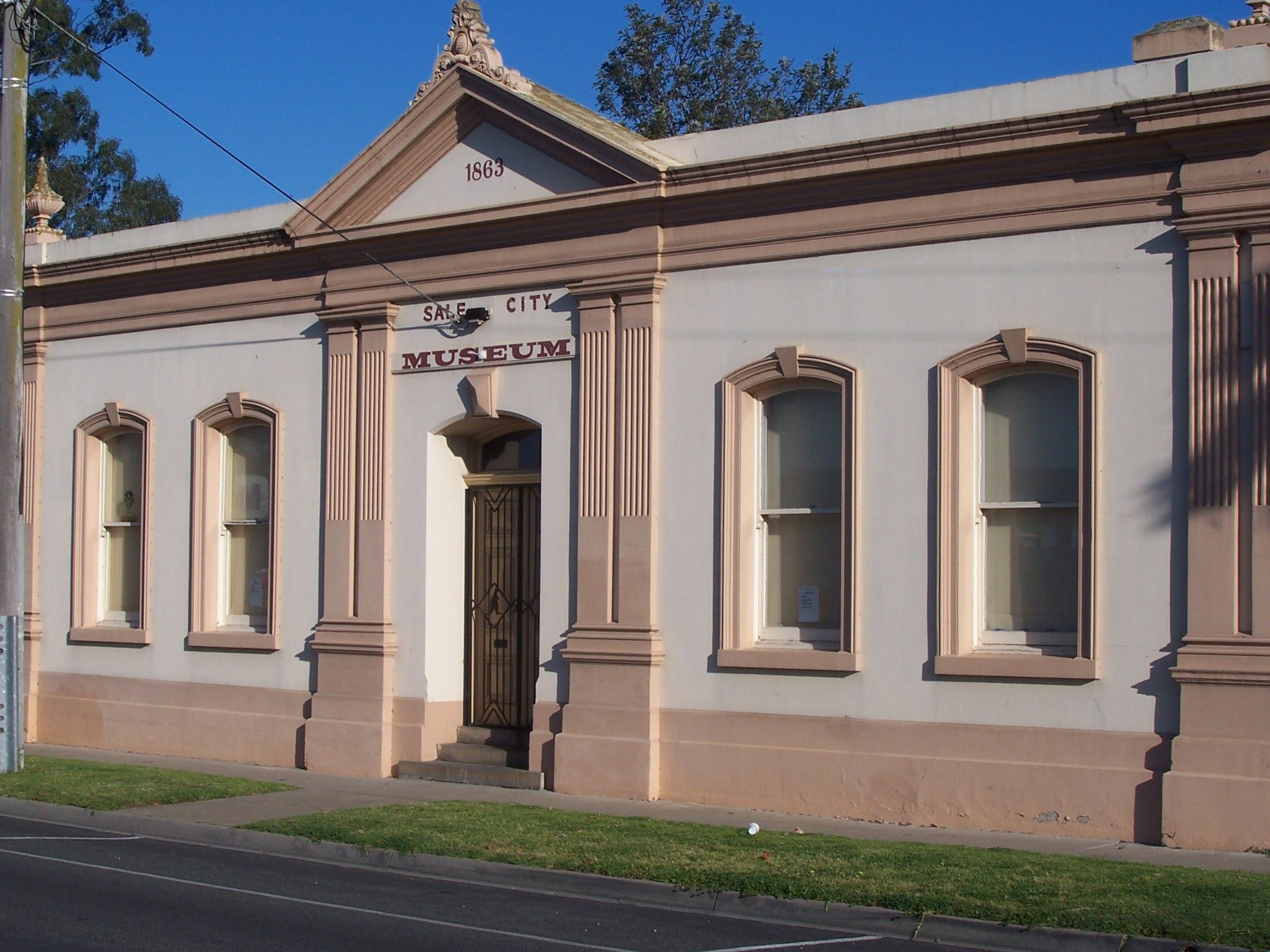 Sale Historical Museum - Accommodation Georgetown