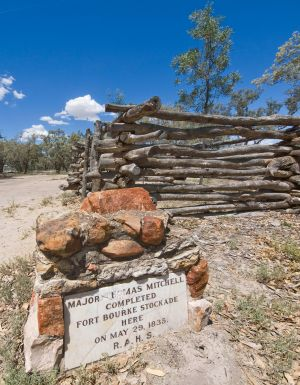Fort Bourke Stockade - Accommodation Georgetown