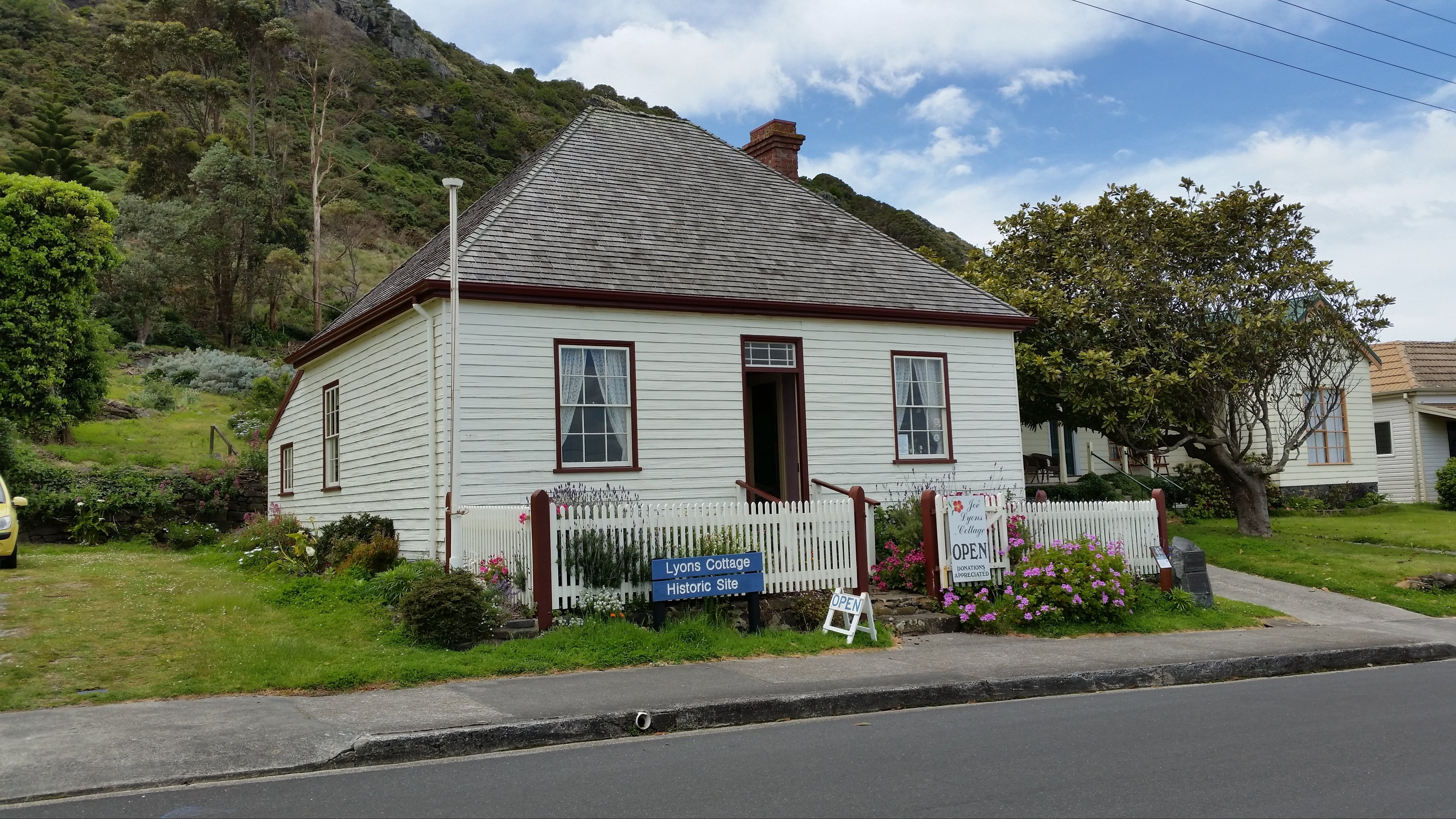 Joe Lyons Cottage - Accommodation Georgetown