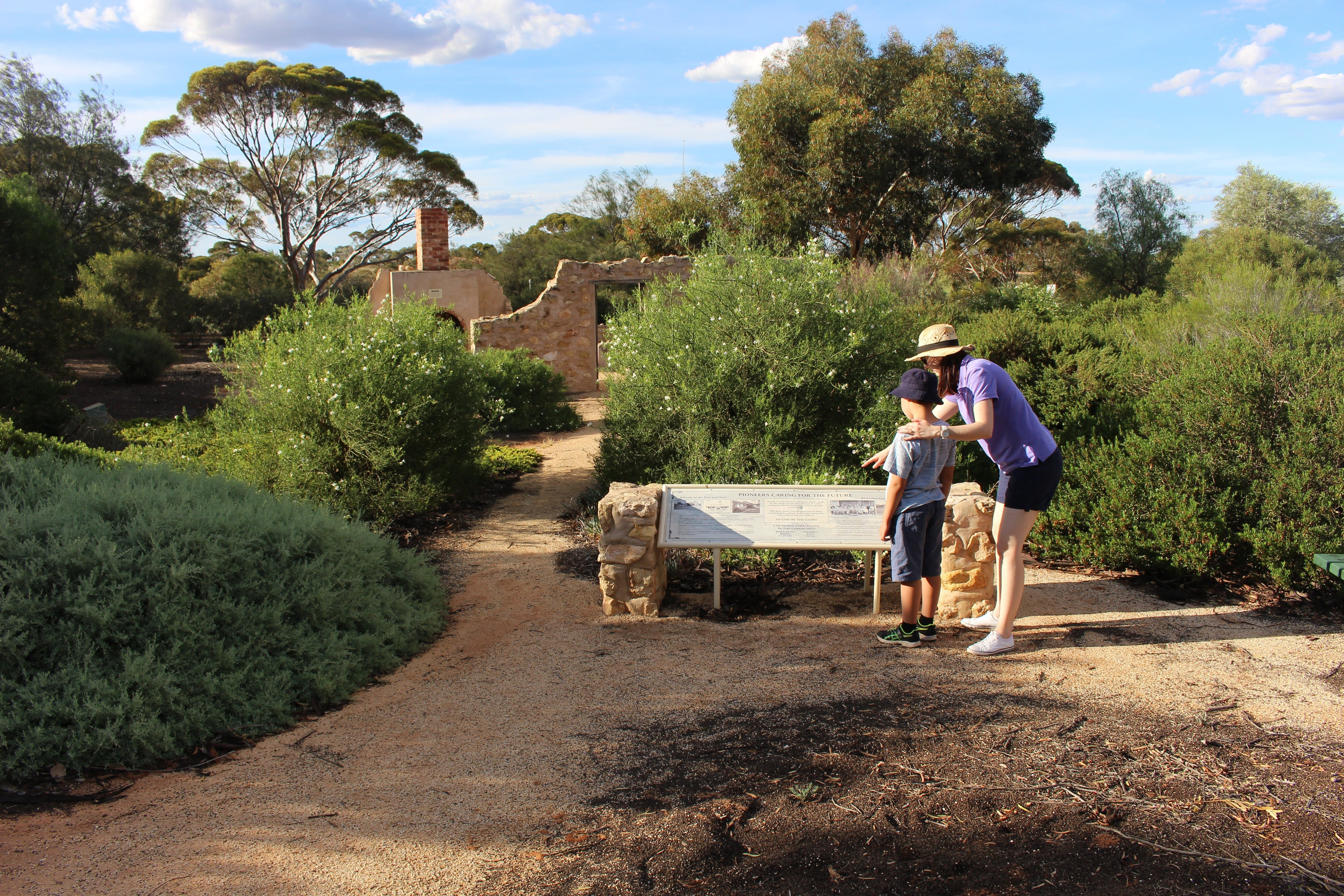 Loxton Community Conservation  Heritage Park - Accommodation Georgetown