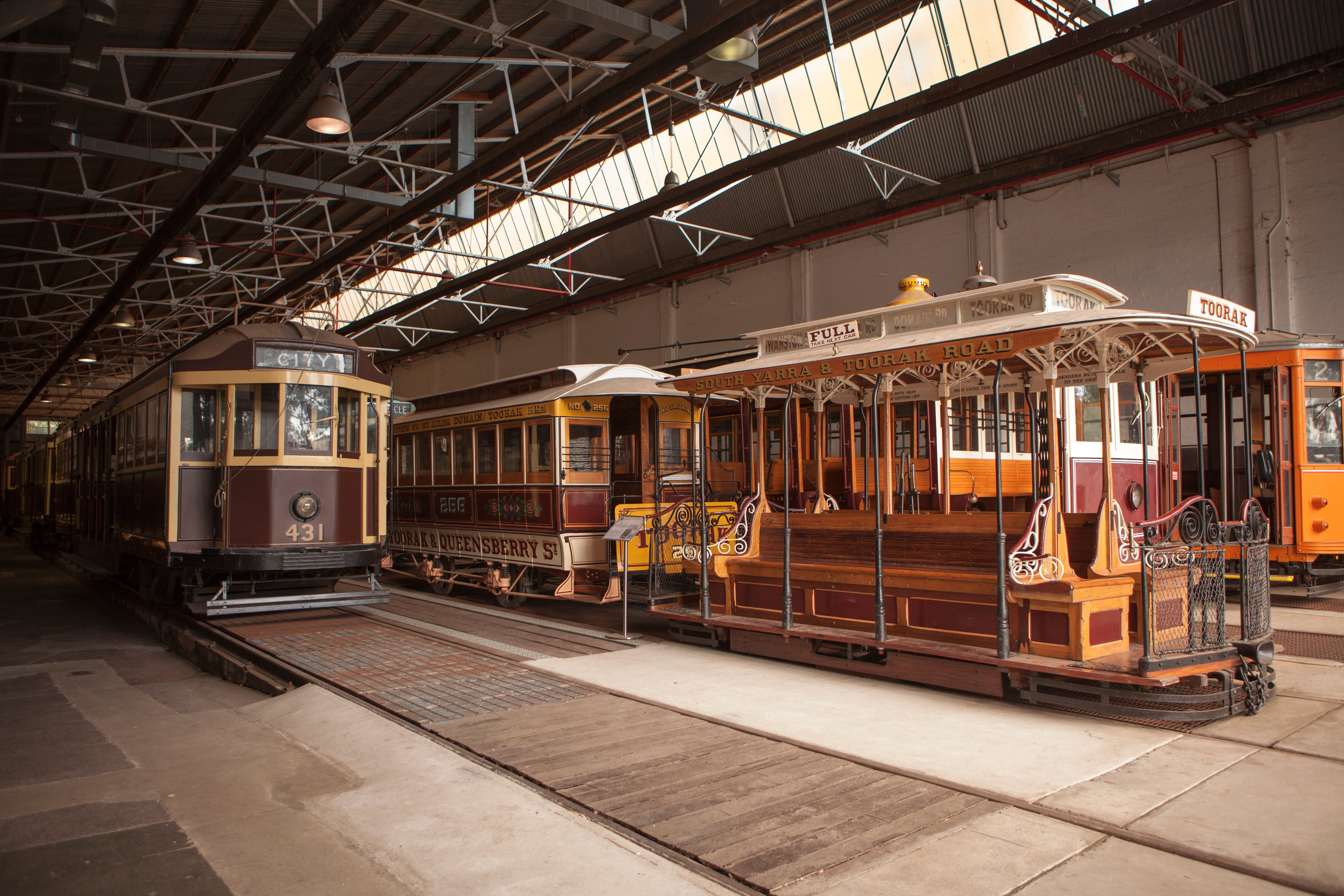Melbourne Tram Museum - Accommodation Georgetown