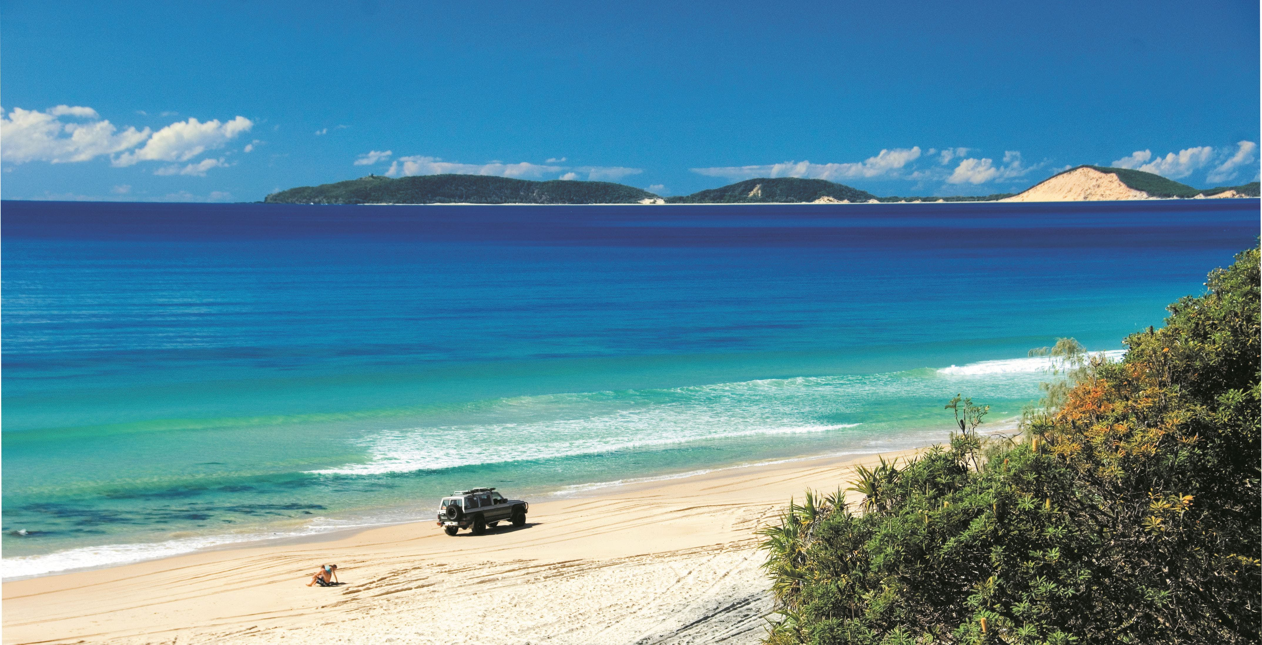 Tourist Drive- Cooloola Coast Fraser Island - Accommodation Georgetown
