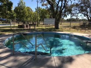 Walgett Artesian Bore Baths - Accommodation Georgetown