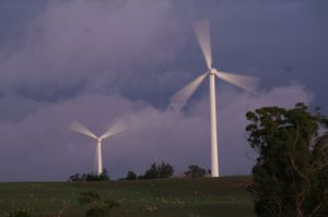 Crookwell Wind Farm - Accommodation Georgetown