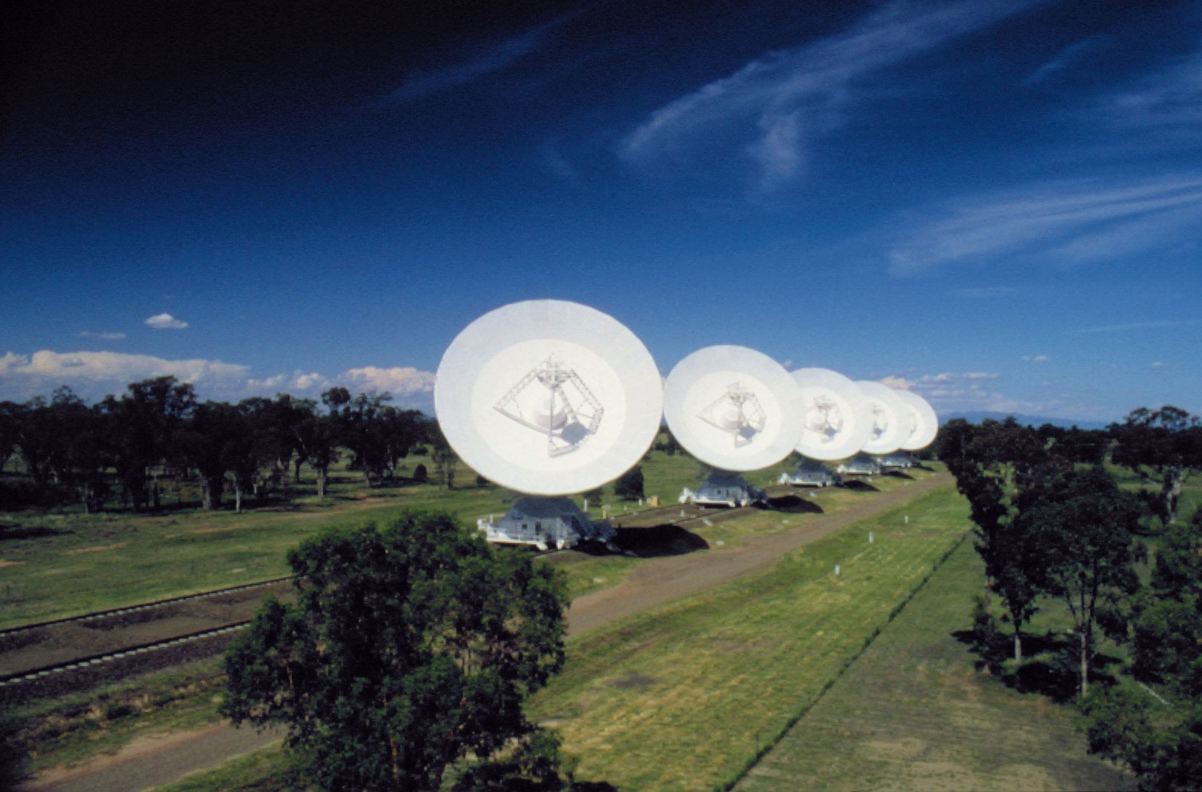 CSIRO Australia Telescope Narrabri - Accommodation Georgetown