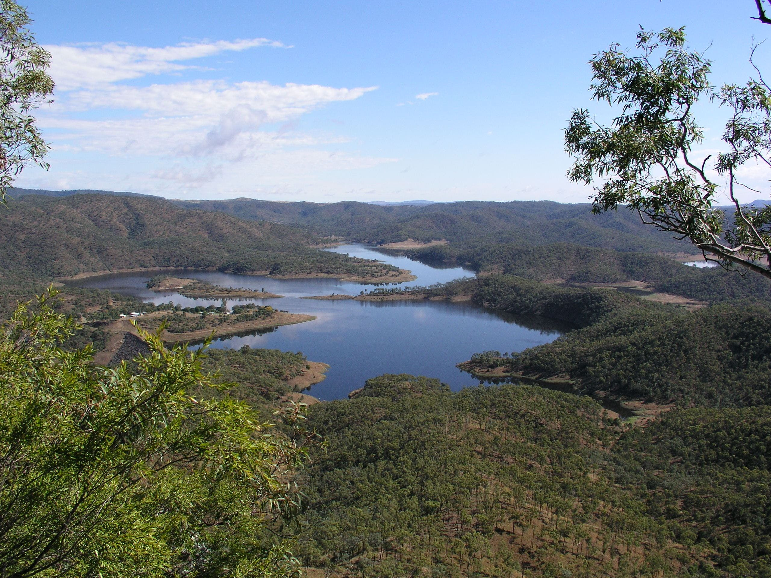 Lake Cania - Accommodation Georgetown