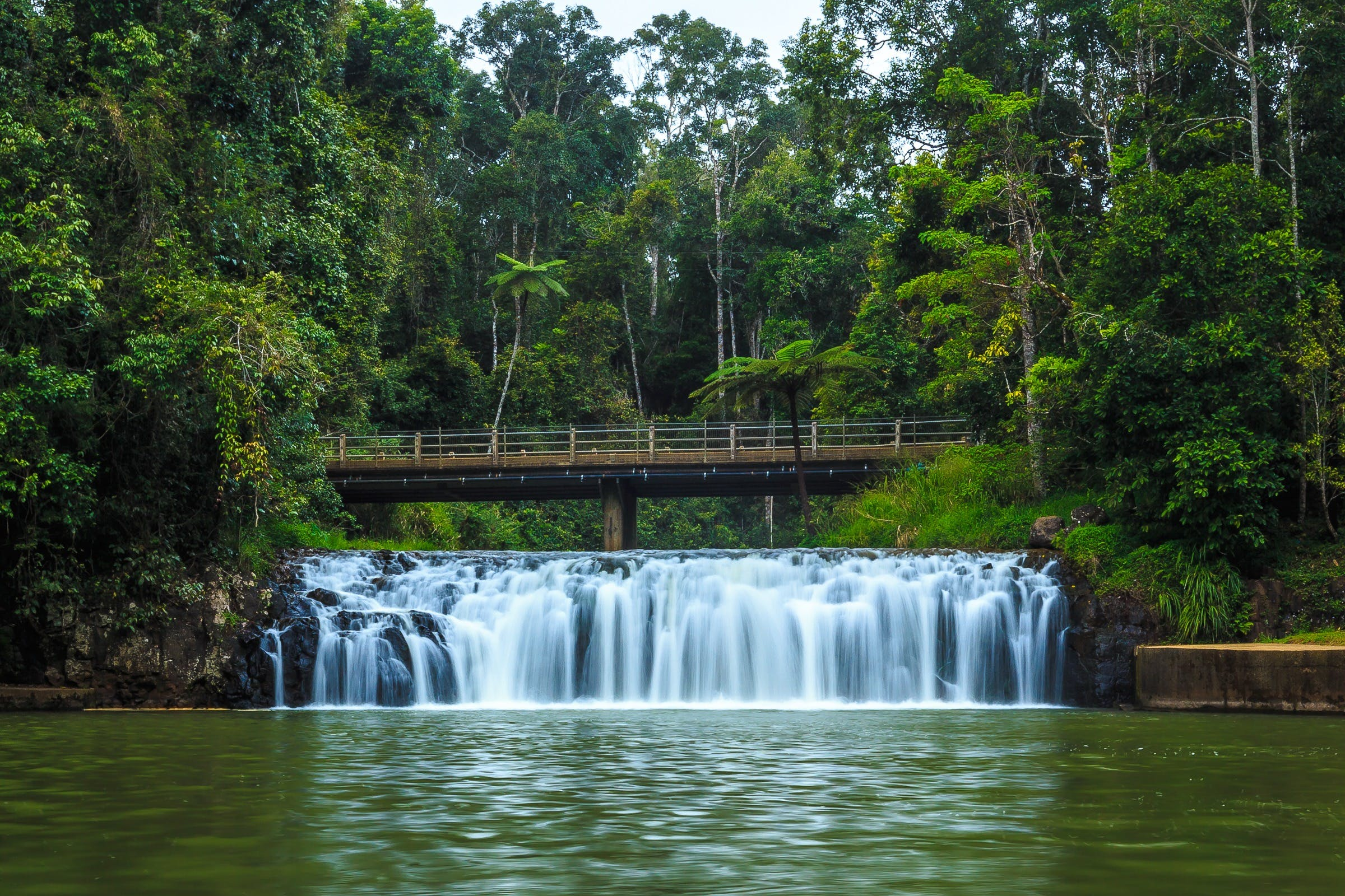 Malanda Falls - Accommodation Georgetown