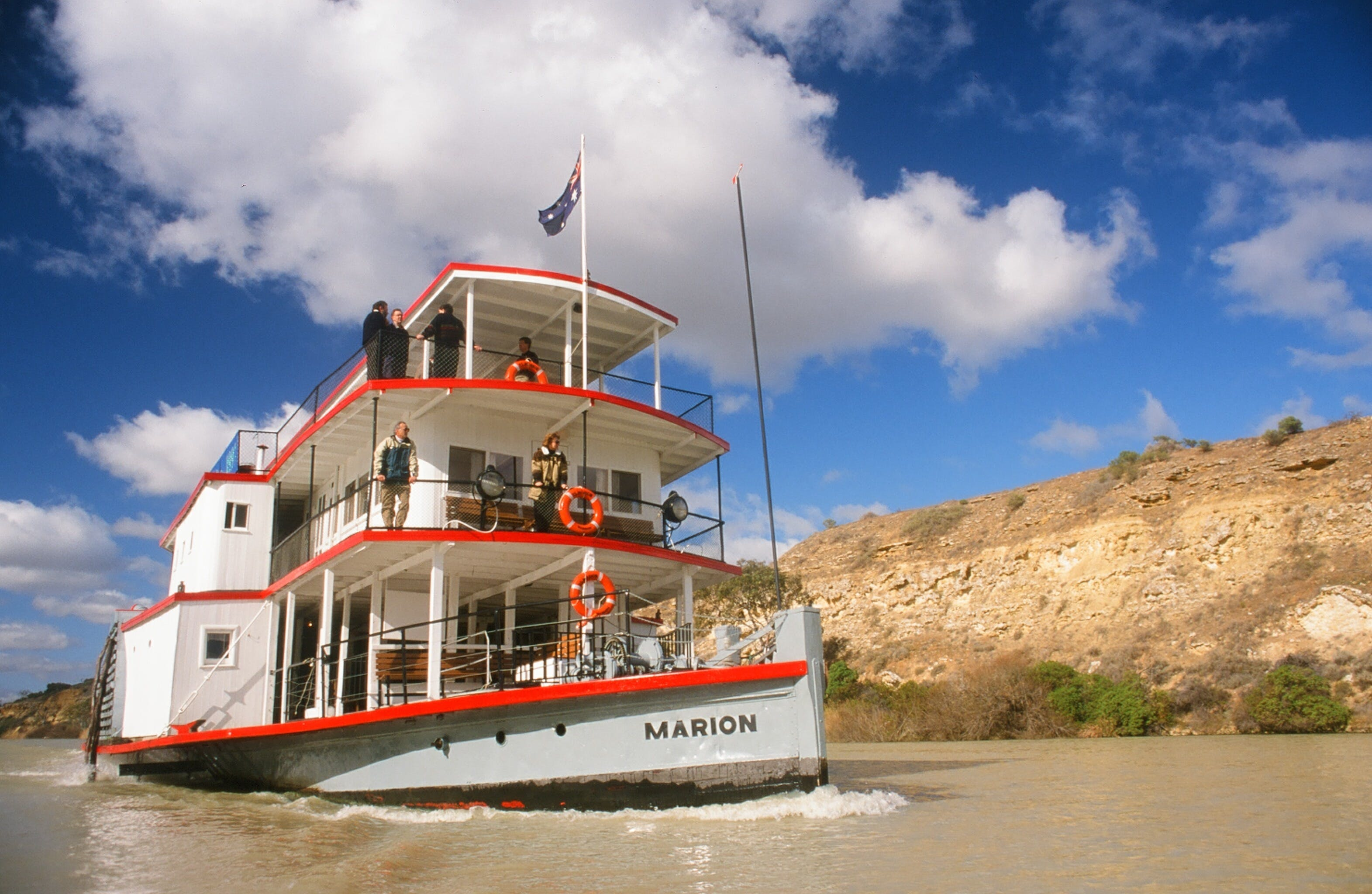 PS Marion Short Cruises - all cruises cancelled until further notice - Accommodation Georgetown