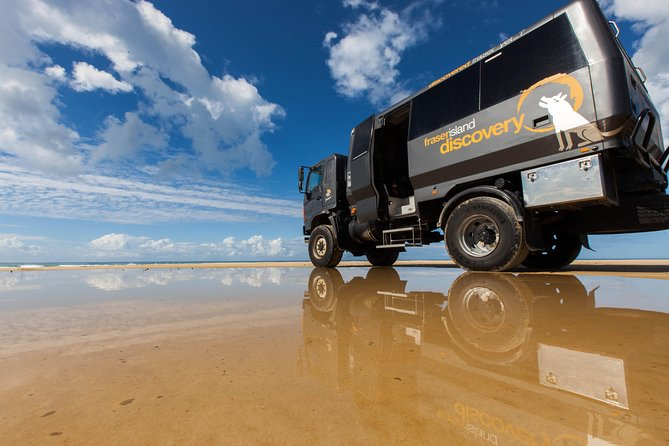 Fraser Island 4WD Tour from Noosa - Accommodation Georgetown