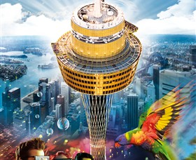 Sydney Tower Eye - Accommodation Georgetown