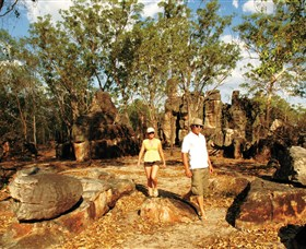 The Lost City - Litchfield National Park - Accommodation Georgetown