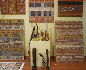Tiwi Design Aboriginal Corporation - Accommodation Georgetown
