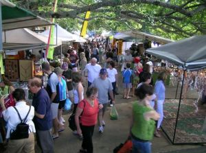 Eumundi Markets - Accommodation Georgetown