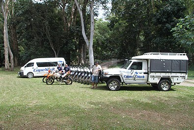 Cape York Motorcycle Adventures - Accommodation Georgetown