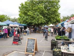 Alphington Farmers' Market - Accommodation Georgetown
