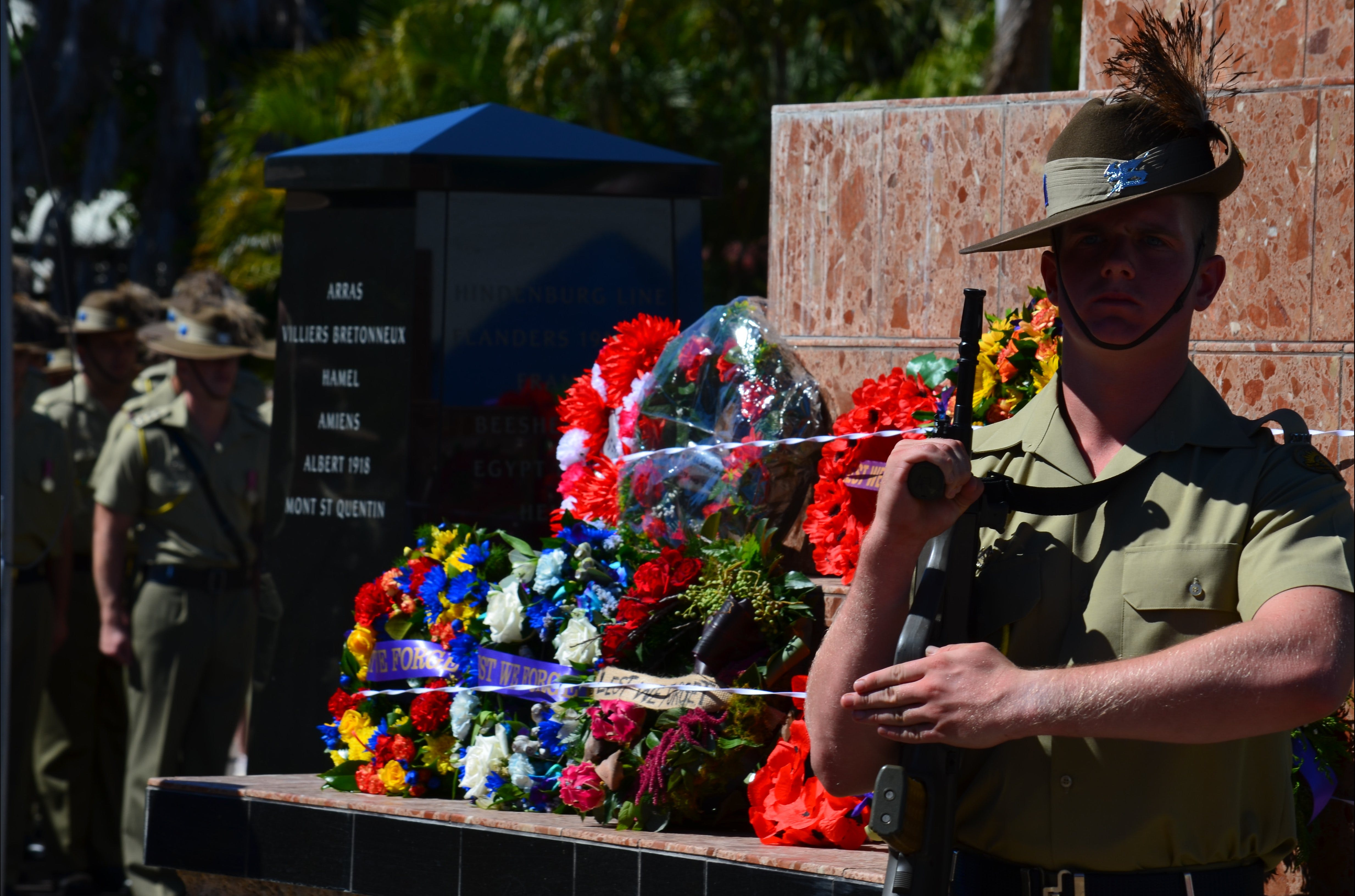 Anzac Day Charters Towers - Accommodation Georgetown