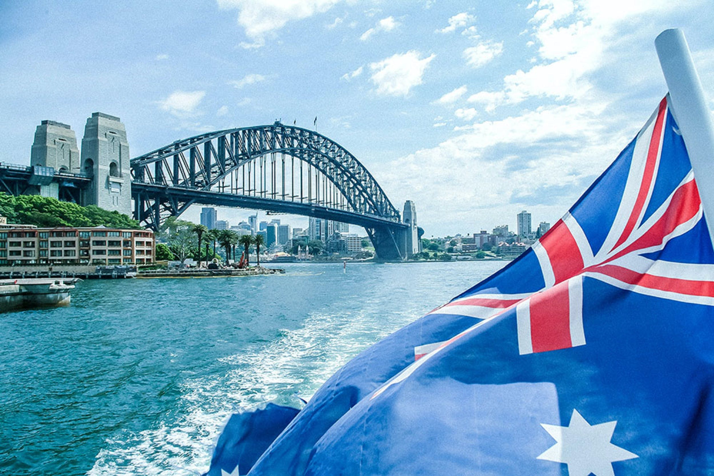 Australia Day Lunch and Dinner Cruises On Sydney Harbour with Sydney Showboats - Accommodation Georgetown