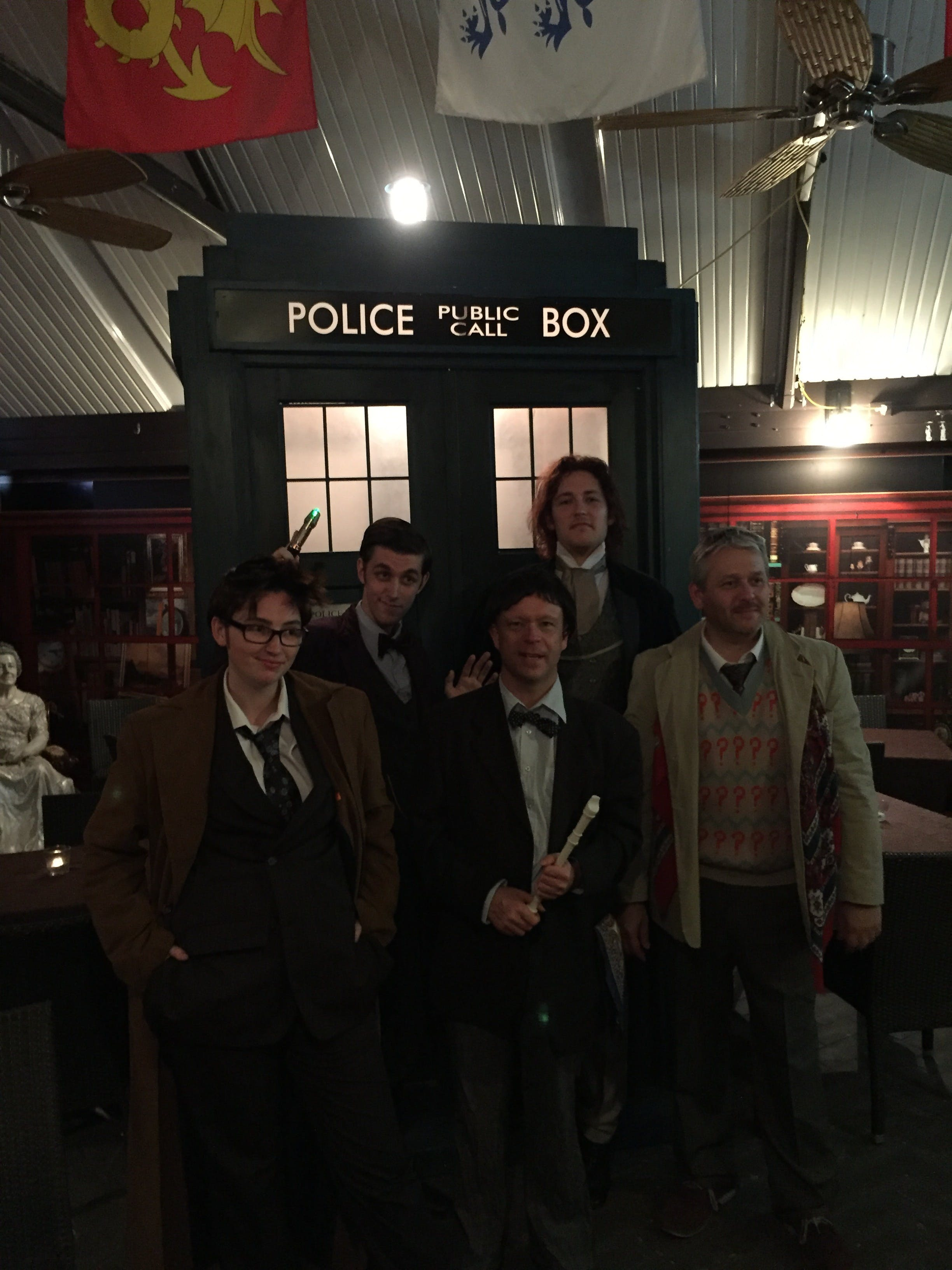 Dr Who Quiz Night - Accommodation Georgetown