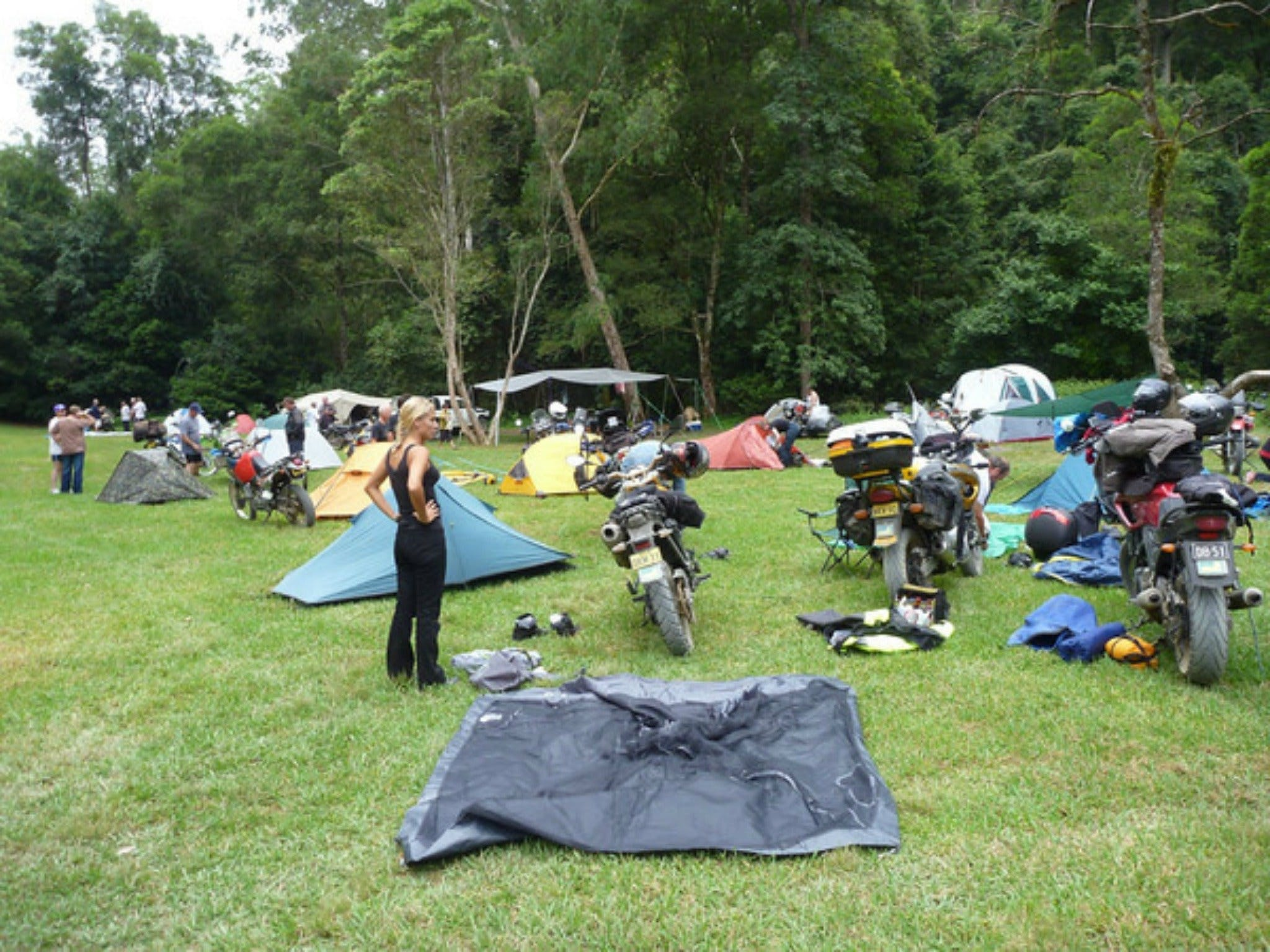Karuah River Motorcycle Rally - Accommodation Georgetown