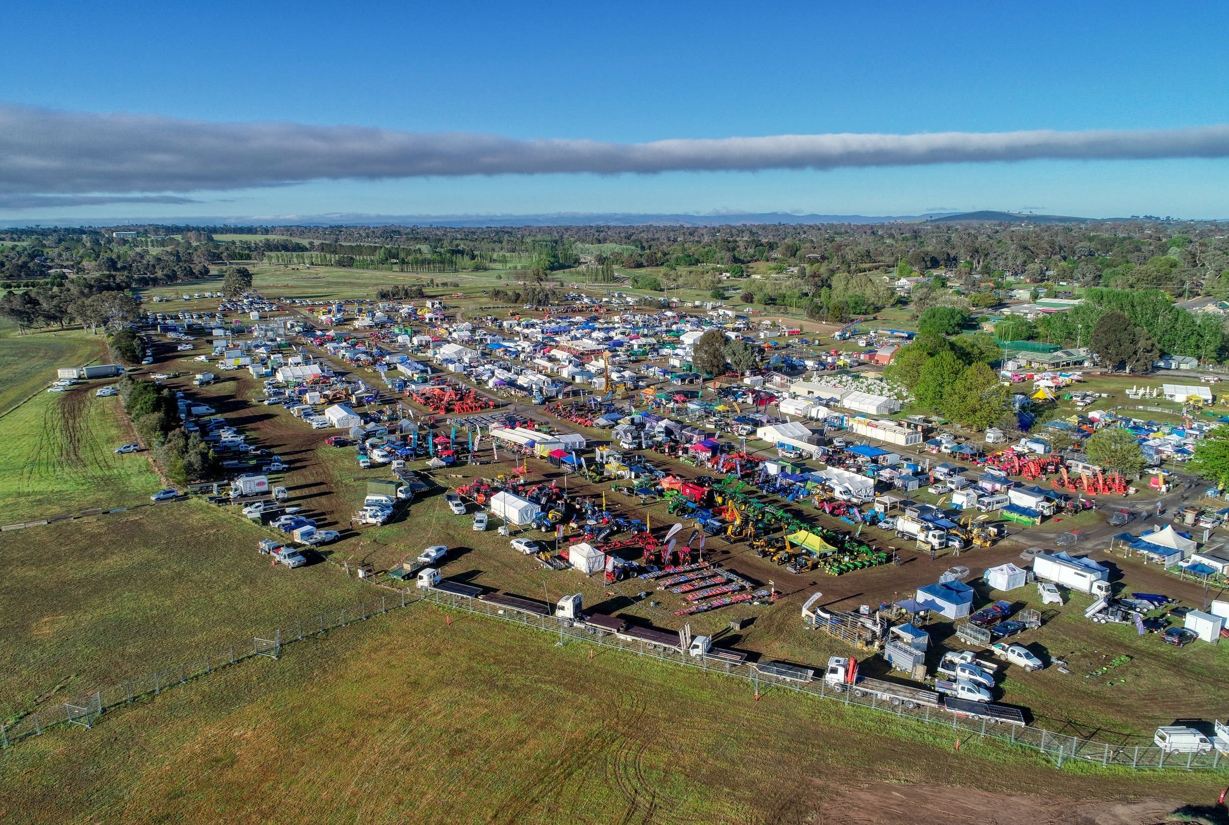 Murrumbateman Field Days - Accommodation Georgetown