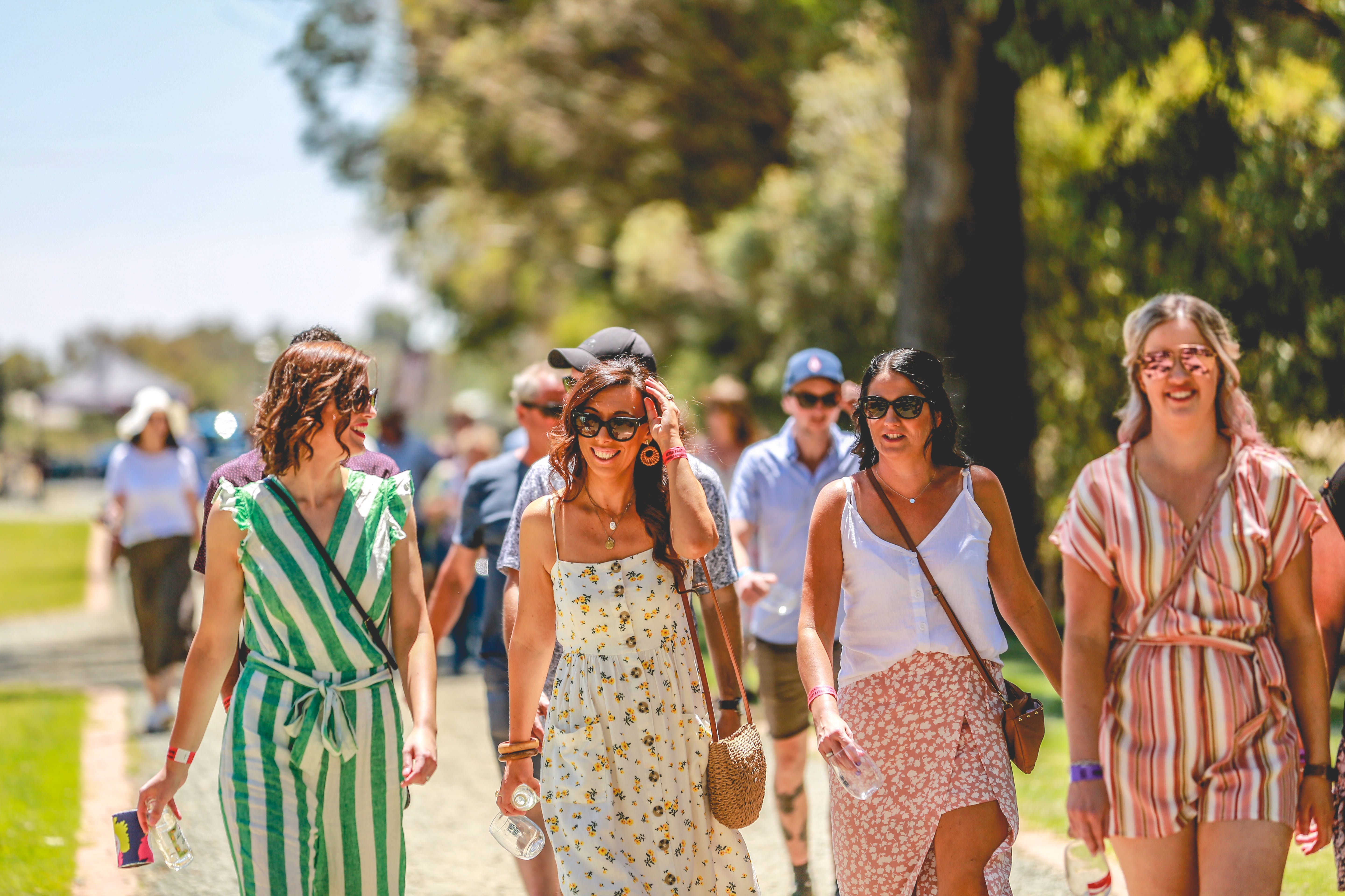 Perricoota Pop and Pour Festival - Echuca Moama - Accommodation Georgetown