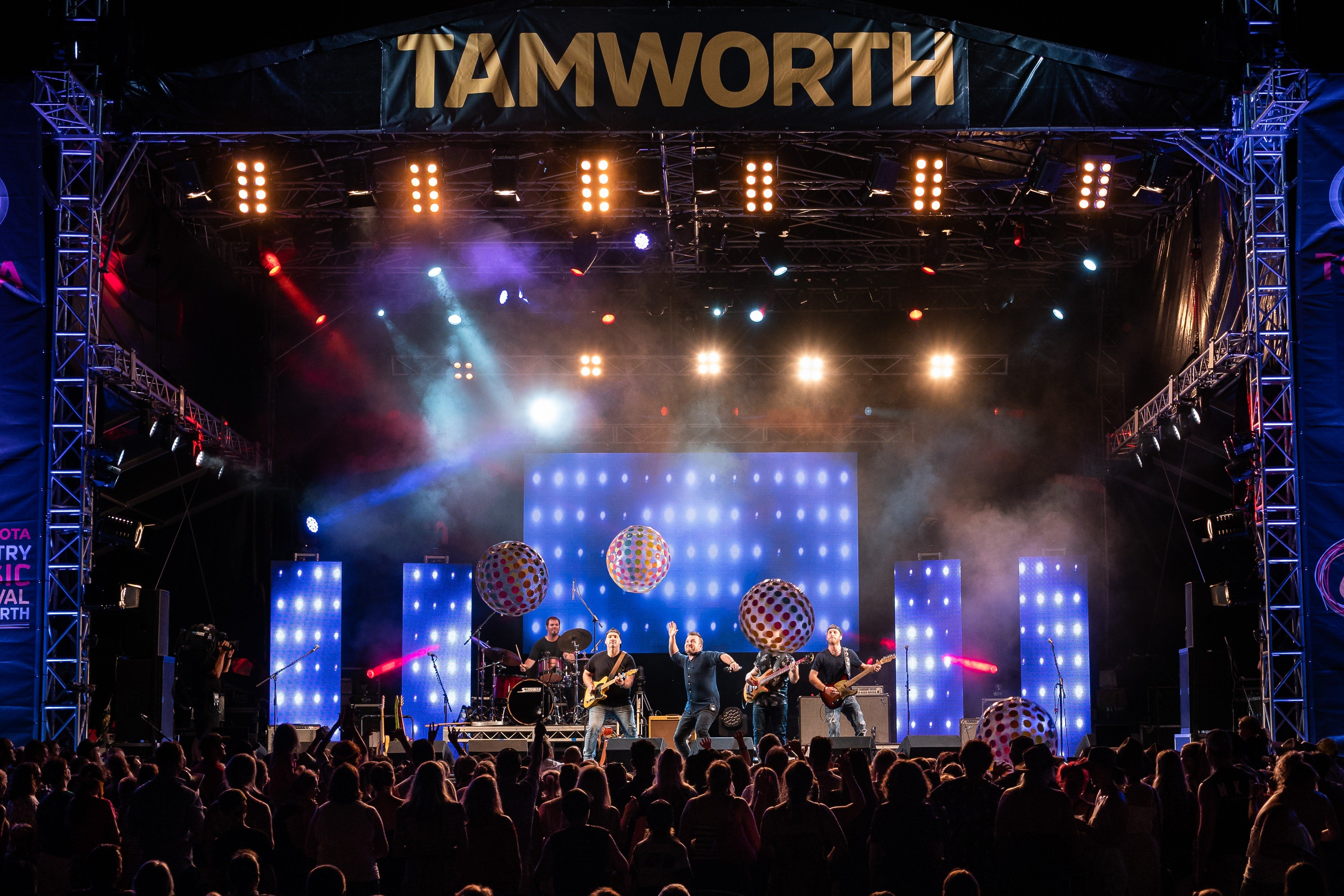 Toyota Country Music Festival Tamworth - Accommodation Georgetown