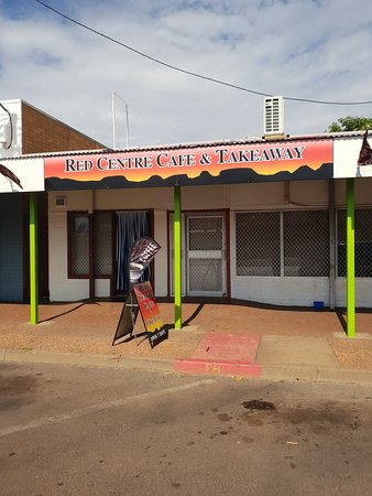 Red Centre Cafe and Takeaway - Accommodation Georgetown