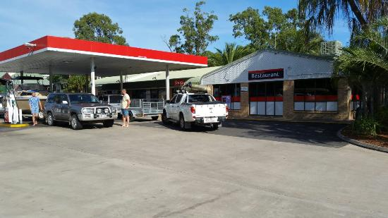 Caltex Agnes Water - Accommodation Georgetown