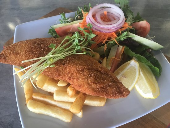 Cedar Park Fish and Chips - Accommodation Georgetown