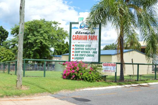 Clermont Caravan Park - Accommodation Georgetown