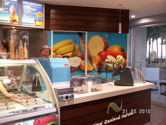 New Zealand Ice Creamery - Accommodation Georgetown