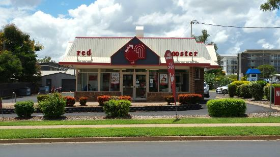 Red Rooster - Accommodation Georgetown