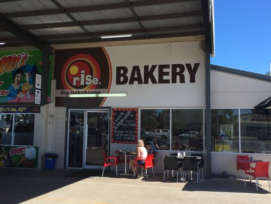 Rise The Bakehouse Biloela - Accommodation Georgetown