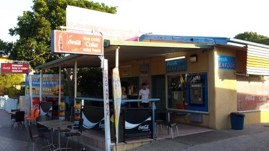 Jetty Seafood and Hamburgers - Accommodation Georgetown