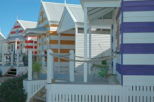 Beach Huts Middleton - Accommodation Georgetown