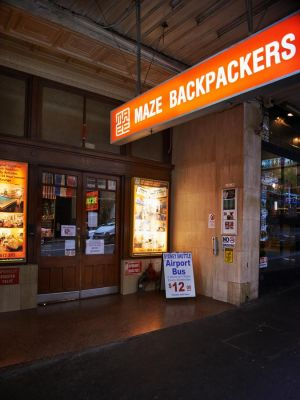 Maze Backpackers - Sydney - Accommodation Georgetown