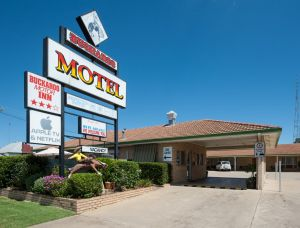 Buckaroo Motor Inn - Accommodation Georgetown