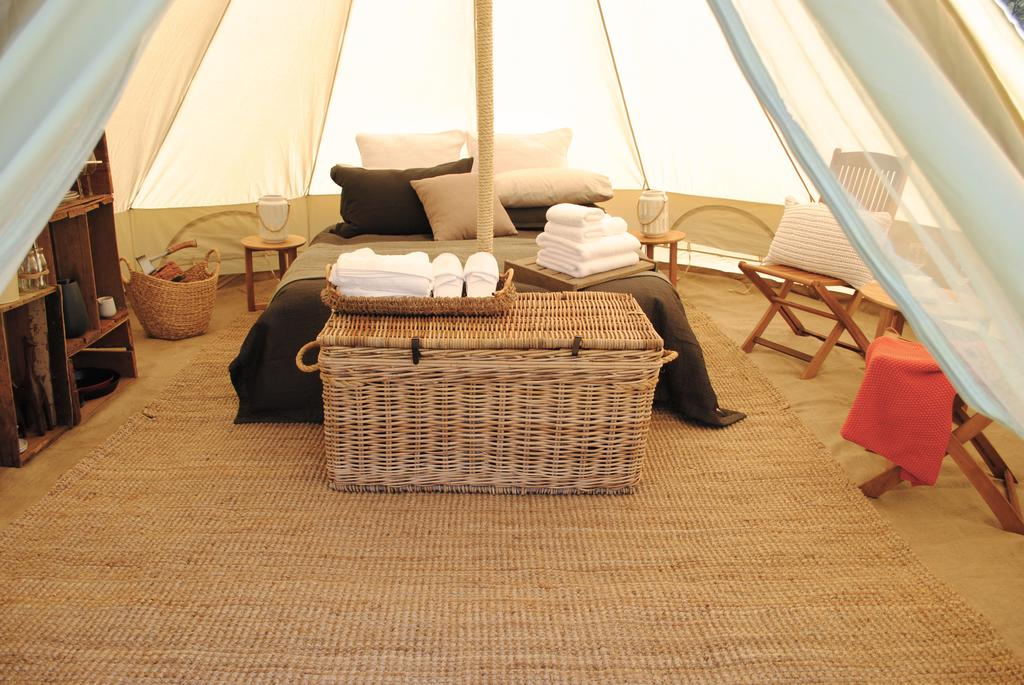 Cosy Tents - Daylesford - Accommodation Georgetown
