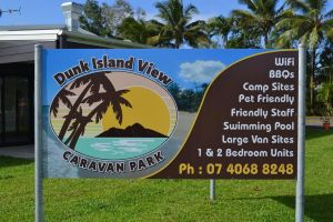 Dunk Island View Caravan Park - Accommodation Georgetown
