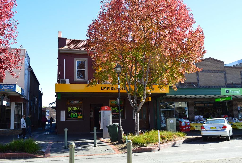 Empire Hotel Goulburn - Accommodation Georgetown