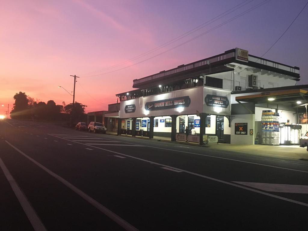 Goondihill Hotel - Accommodation Georgetown